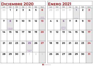 MOR M2 avances diciembre 2020 enero 2021