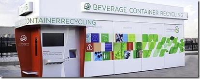 Reciclaje de Coca Cola