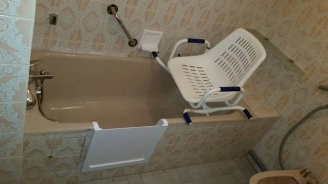 tarif ouverture de baignoire pour