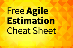 agile estimation cheat sheet