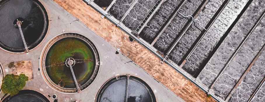 wastewater treatment ozone esgoto tratamento ozono águas residuais
