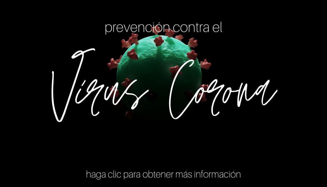 virus ozono prevencion