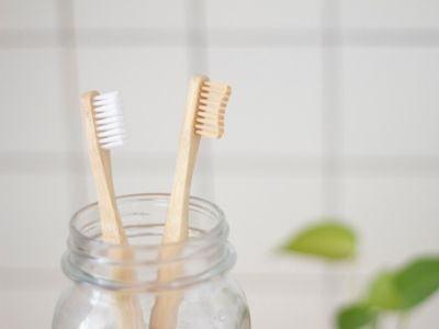 clean toothbrush limpar escova de dentes