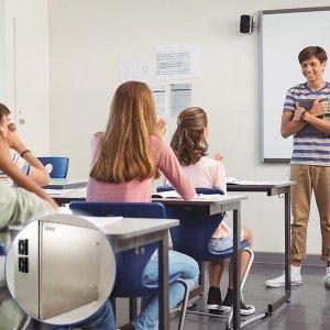 ozone classroom disinfection desinfeção ozono sala de aula
