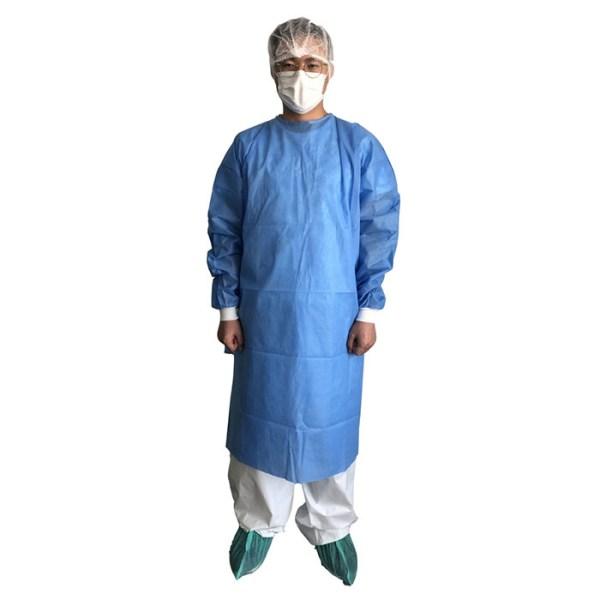 13.Blouse médicale à usage unique