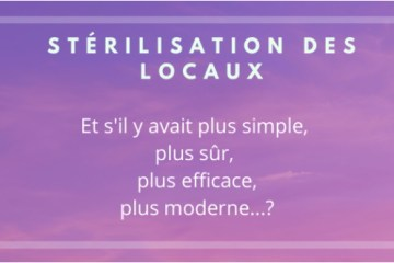 sterilisation locaux
