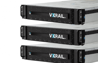 VCE VxRail, choc frontal
