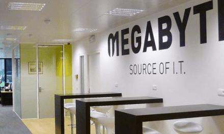Pour Megabyte ouvre une division web. L'Internet raisonné