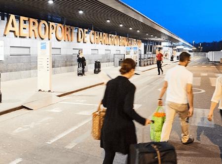 Brussels South Charleroi Airport avait conclu un partenariat avec HPE voici plus de dix ans.