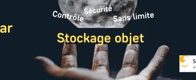 Le 4 février 2021 ▪️ WEBINAR     Le stockage Objet