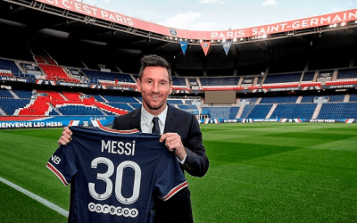 Fan tokens pour Messi, l'autre salaire