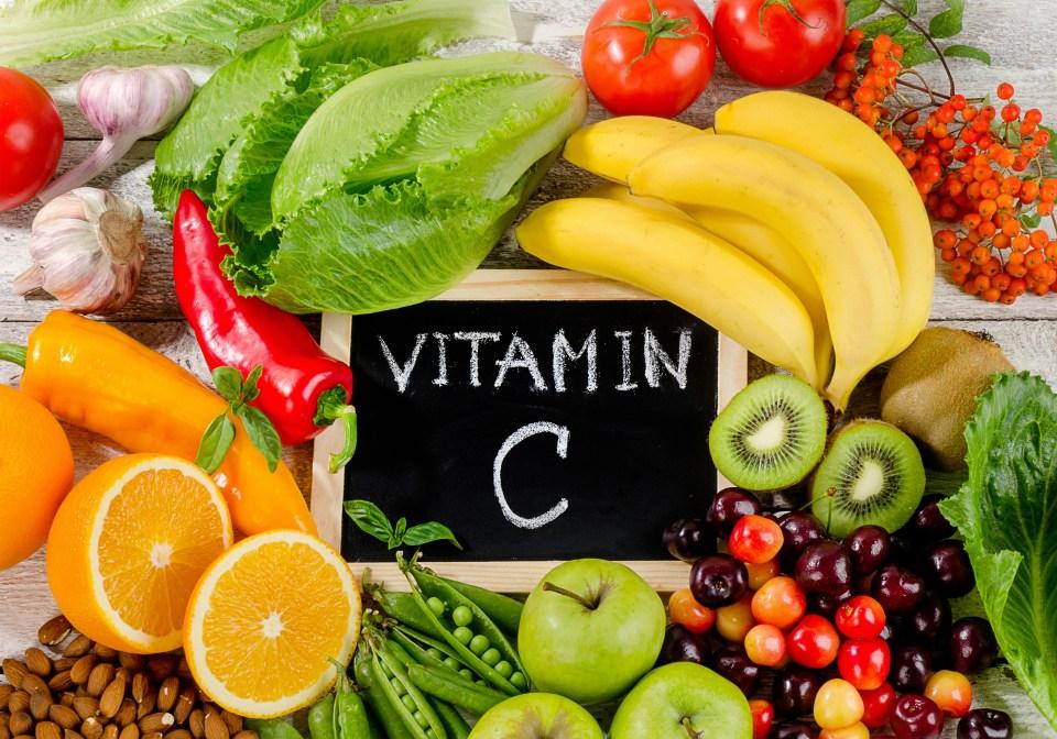 Vitamine C pour booster son système immunitaire