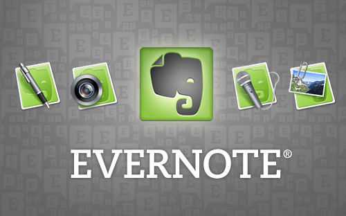 How I use Evernote to write blog posts