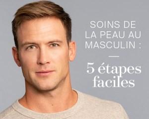 Soins de la peau pour homme www.solutionsdexcellence.com
