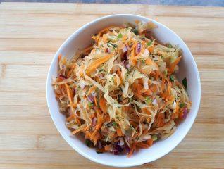 Salade de choucroute www.solutionskadia.com
