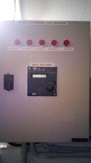 Κατασκευή πίνακας αυτοματισμού με αντιστάθμιση Siemens
