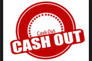 cashout option