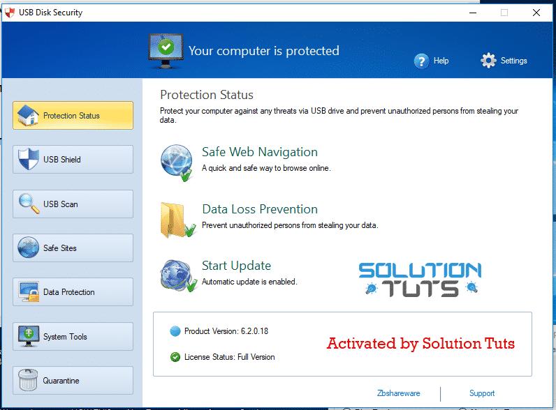 Usb Disk Security 6.0.0.126 License Key