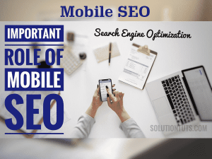 Mobile SEO definition | Mobile Optimized Website techniques SEO Tuts