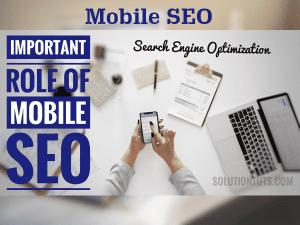 Mobile SEO definition | MobileOptimized Website techniques SEO Tuts