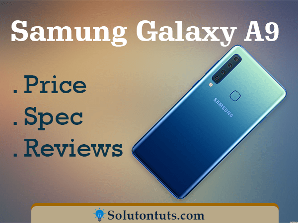 Samsung Galaxy A9 (2018) Price & Specification