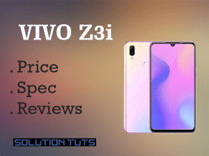 VIVO Z3i Price IN USA & Specification