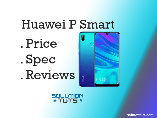 Huawei P Smart Price In USA & UAE | Specification