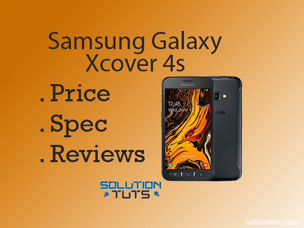Samsung Galaxy Xcover 4s In USA & UAE | Specification
