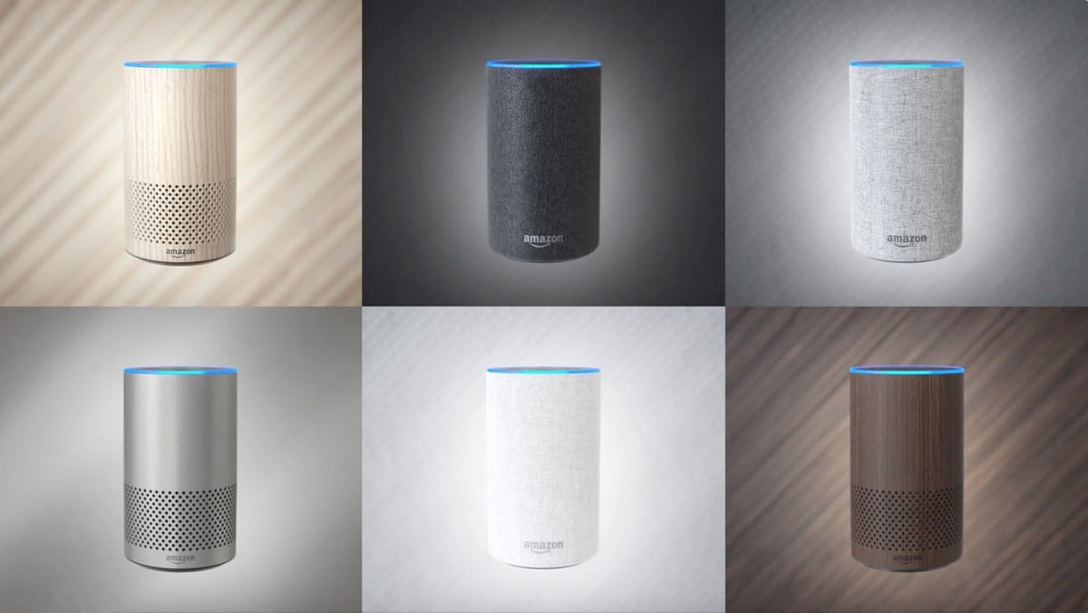 Amazon Echo (second generation)