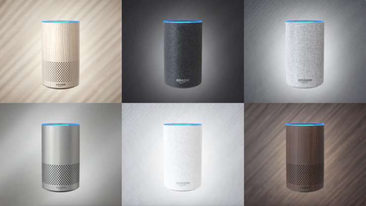 Amazon Echo (second generation)