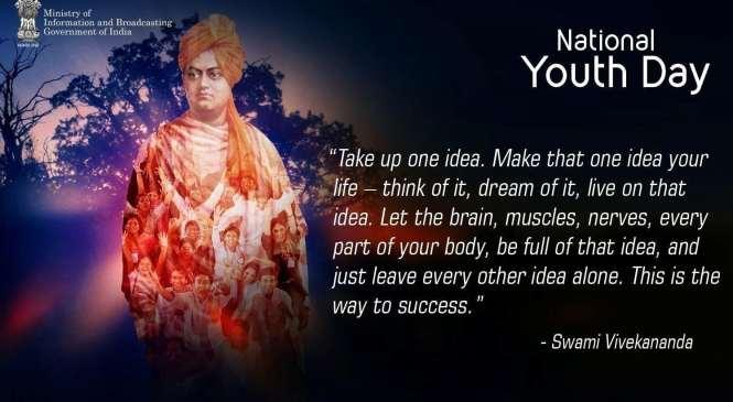 Swami Vivekananda Jayanti Essay