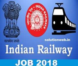 Railway Jobs 2018: Railway Recruitment 2018 (93999 Vacancies Opening)