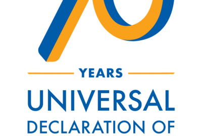 UN logo International Day for the Elimination of Racial Discrimination 21 March