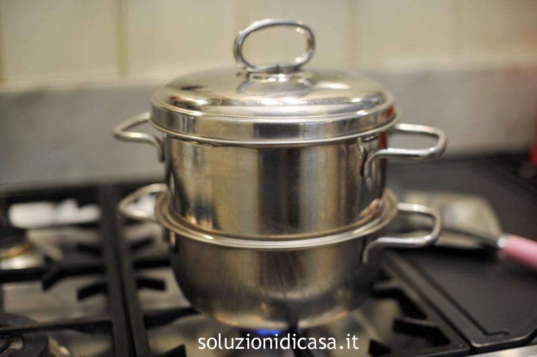 La cottura al vapore soluzioni di casa for Cucinare a vapore
