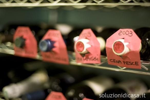 conservare i vini