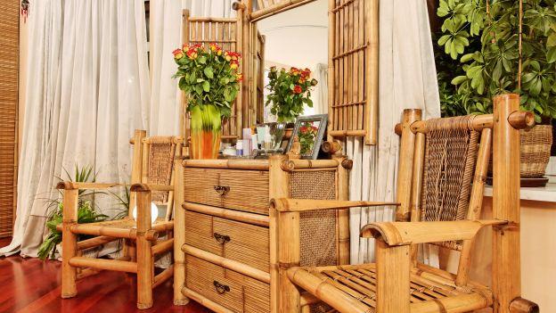 Mobili In Crash Bambu.Come Pulire E Lucidare Mobili In Bambu Soluzioni Di Casa