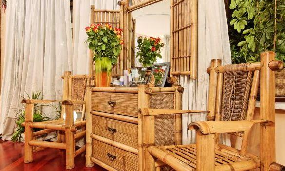 Come pulire e lucidare mobili in bambù