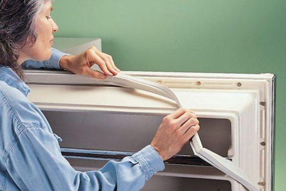 Come sostituire la guarnizione del frigorifero
