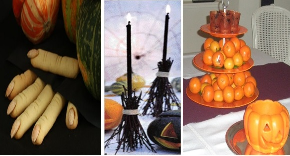 come decorare la casa per Halloween