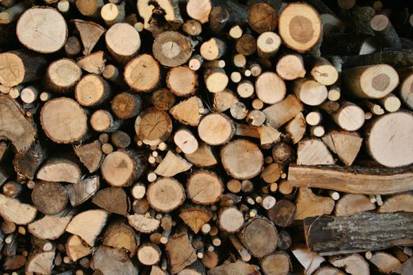 Come sistemare la legna