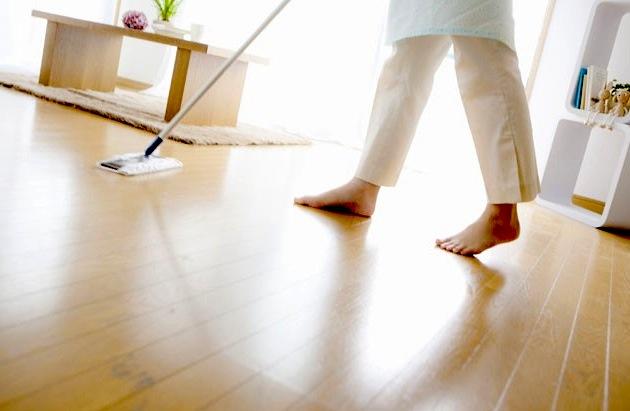 Come pulire i pavimenti soluzioni di casa - Come pulire casa ...