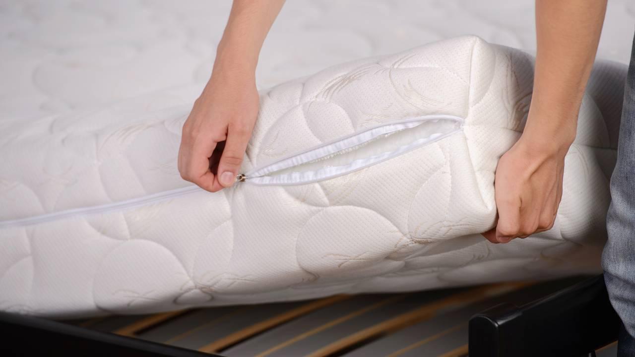 Come eliminare gli acari del letto - Soluzioni di Casa