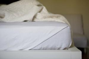 angolo perfetto del letto