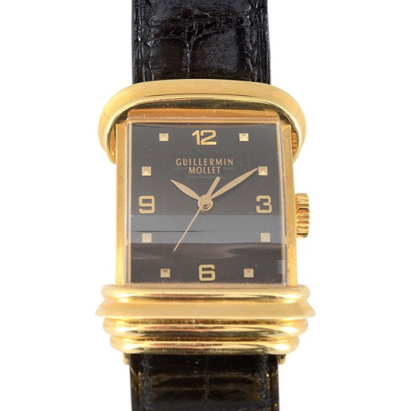 Mens Automatic Wrist Watch by Guillermin Mollet