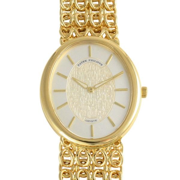 Swiss 18K Yellow Gold Wrist Watch by Patek Philippe