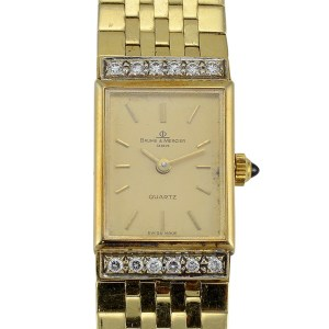 Swiss Ladies Wrist Watch by Baume and Mercier