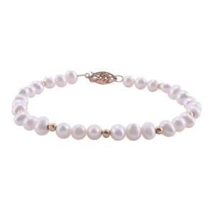 Cultured Fresh Water Pearl Bracelet