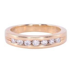 seven diamond wedding band