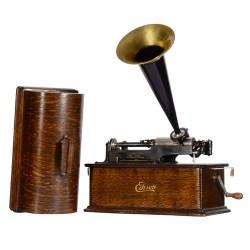Edison Home Phonograph Original Finish