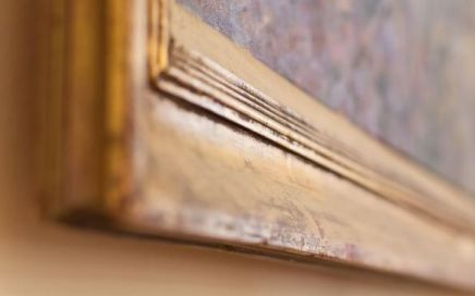 How To Care for an Antique Painting